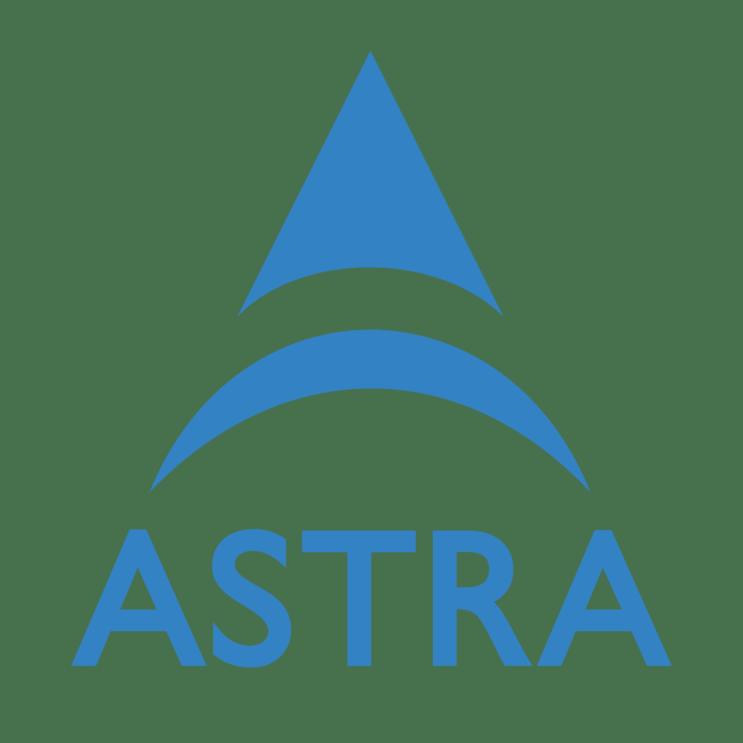 Astra satellite installation